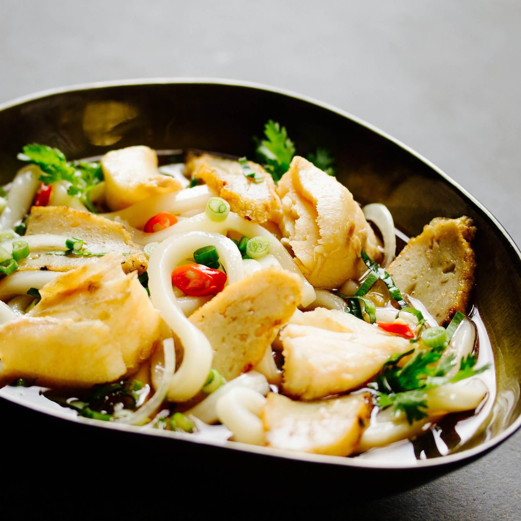 Fischsuppe aus Phu Quoc