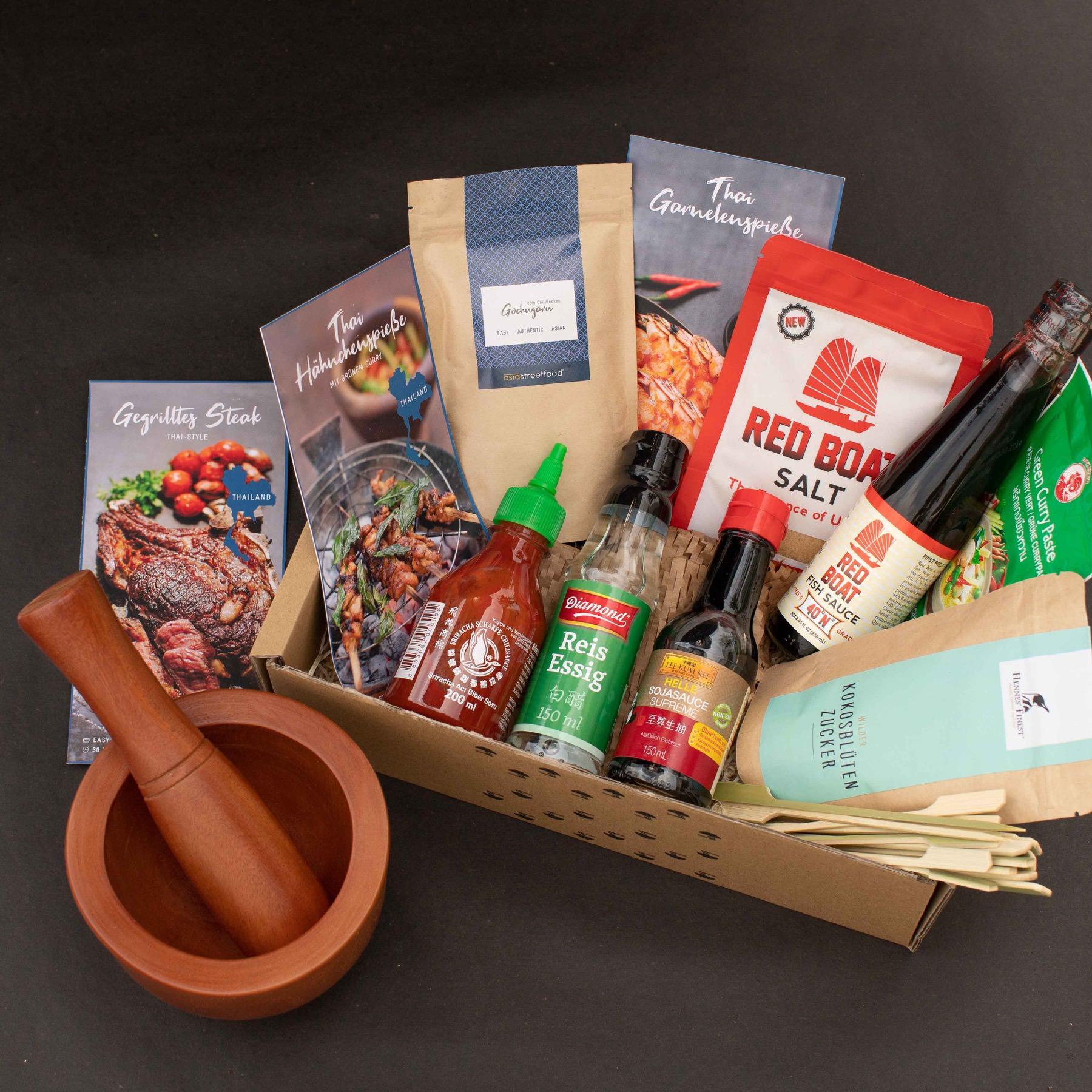 Asia Barbecue Box