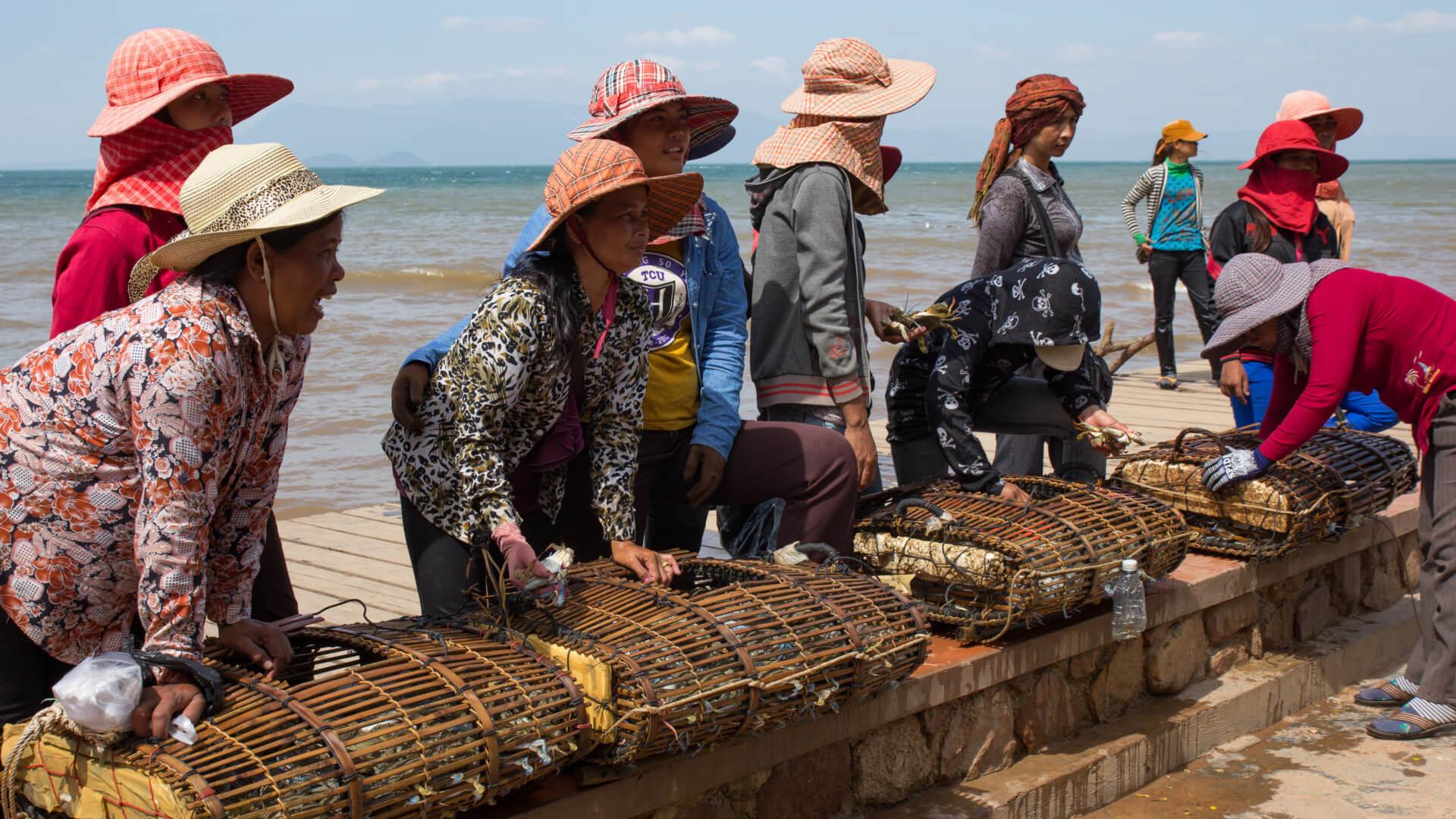Kambodschanische Rezepte