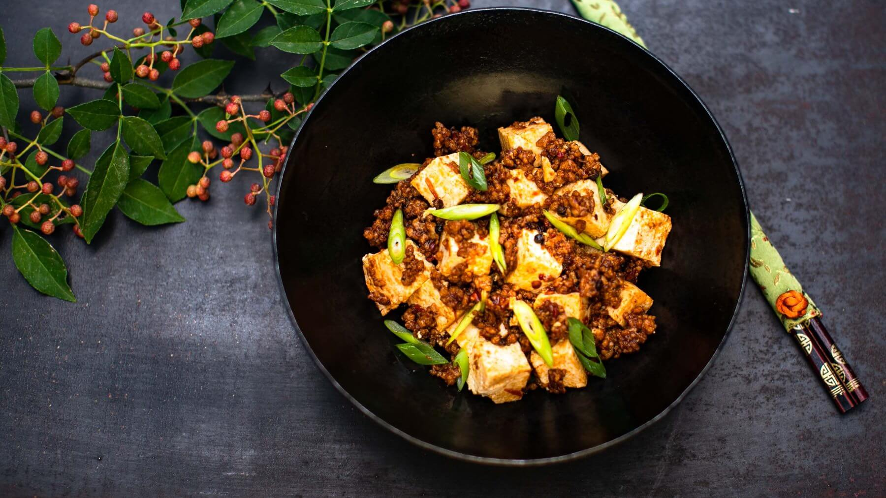 Mapo Tofu – Rezept aus Szechuan