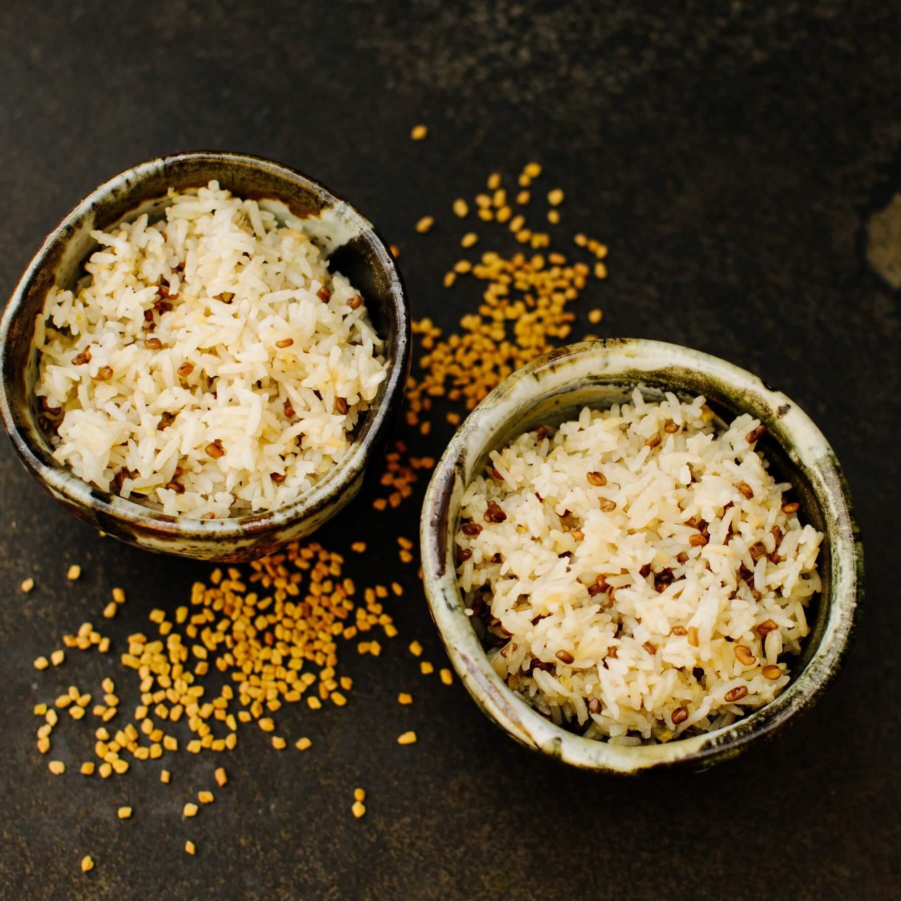 Duftender Reis aus Terangganu