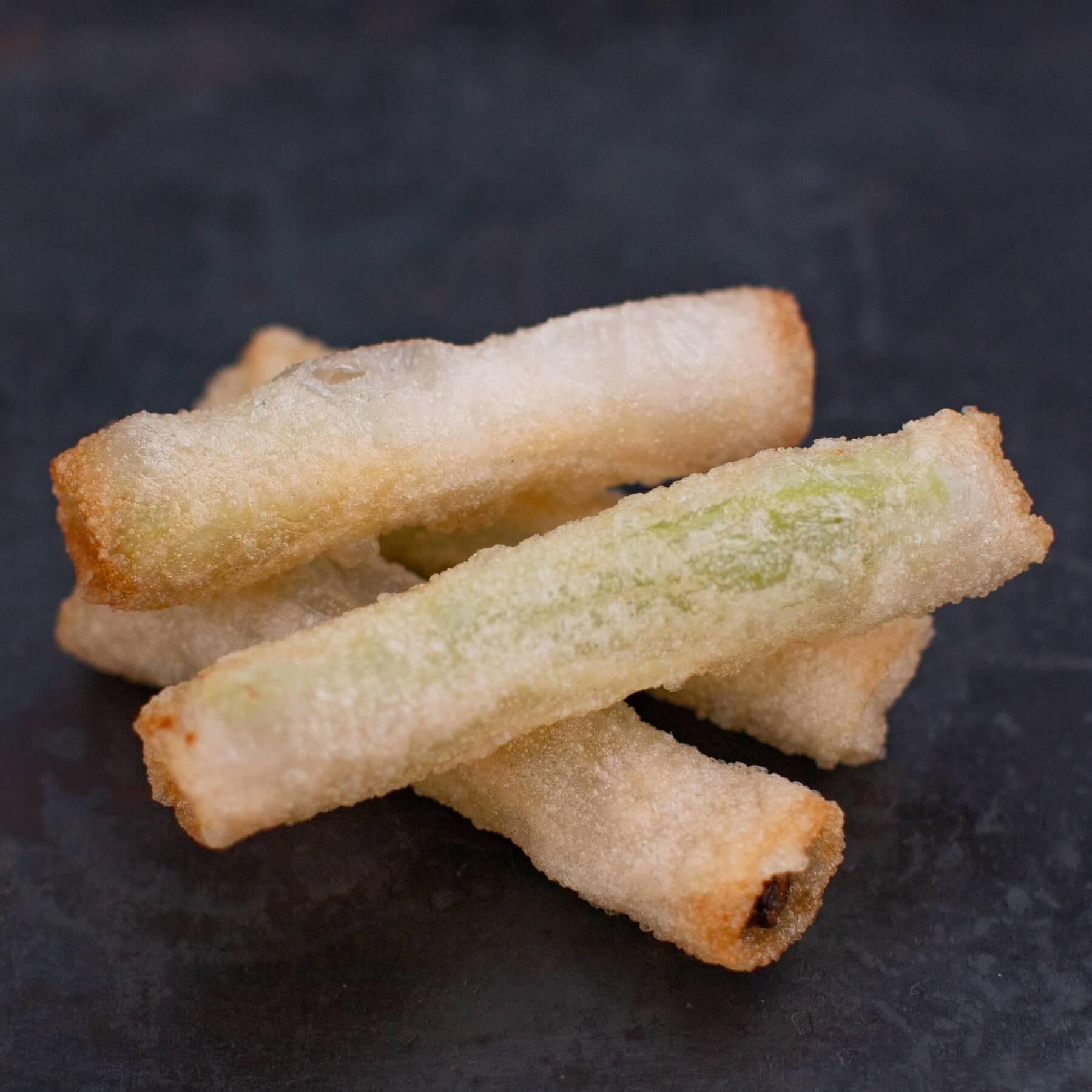 Frittierte Reispapierrollen - Ram cuon