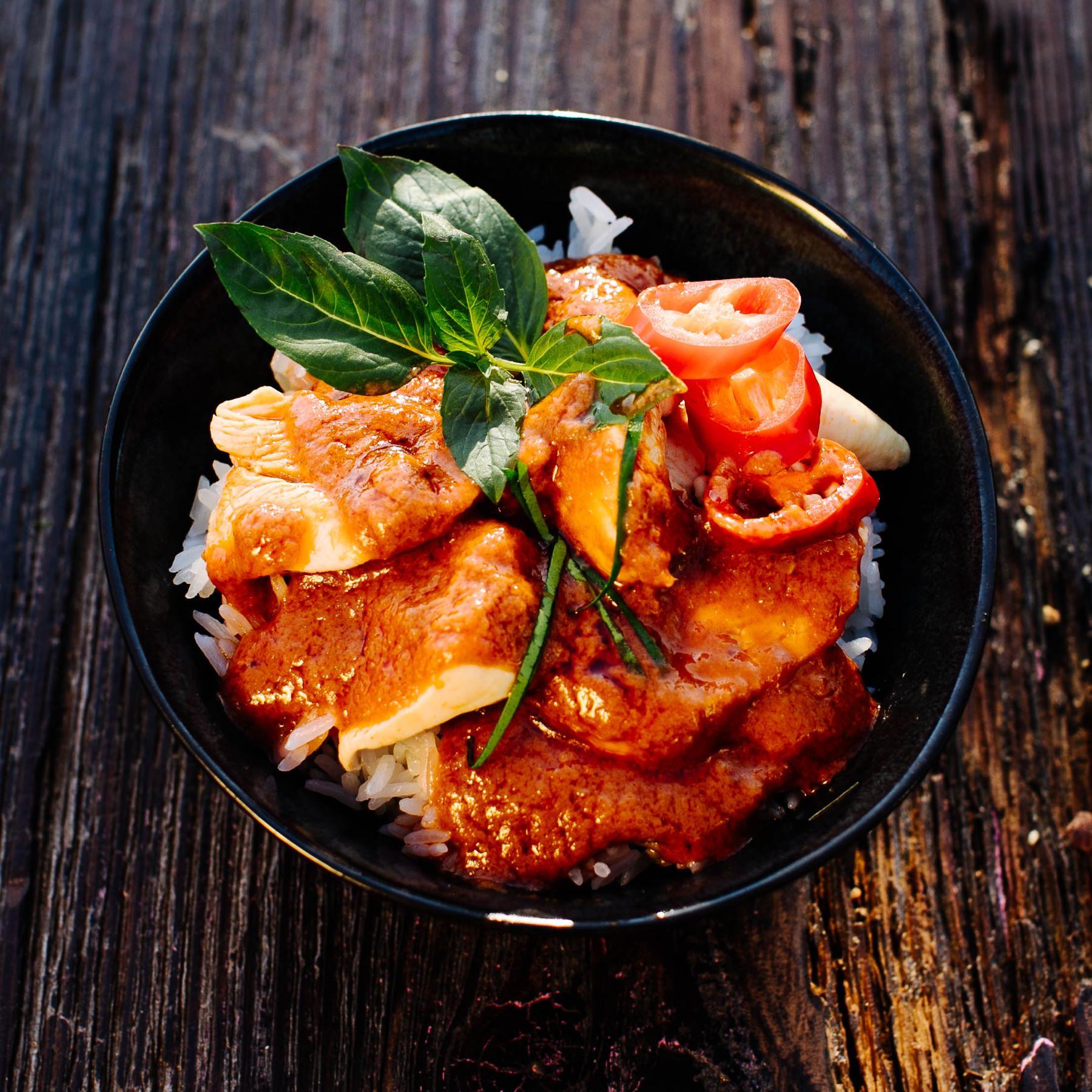 Panang Curry aus Thailand - Gaeng Panang