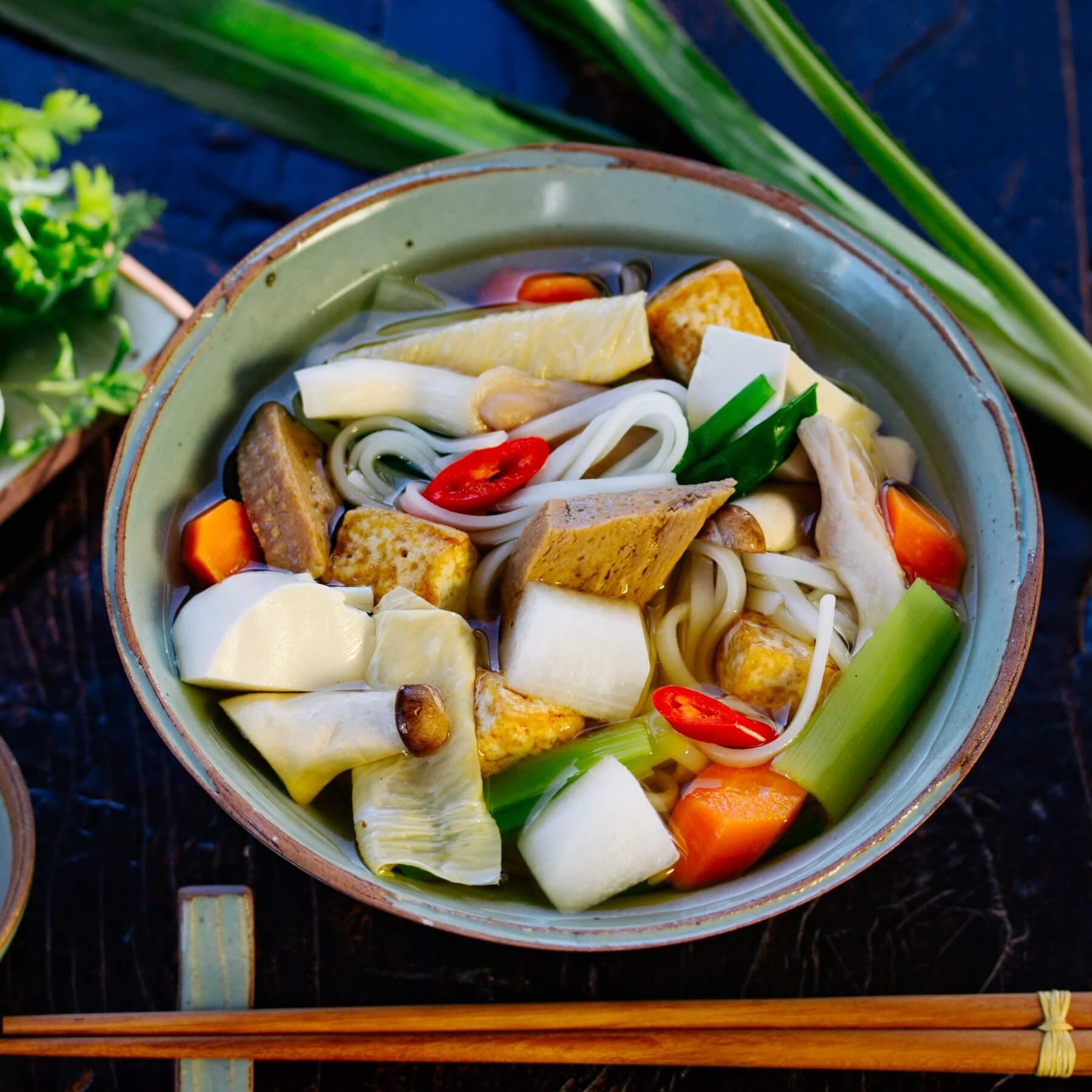 Vegetarische - Vegane Pho Chay