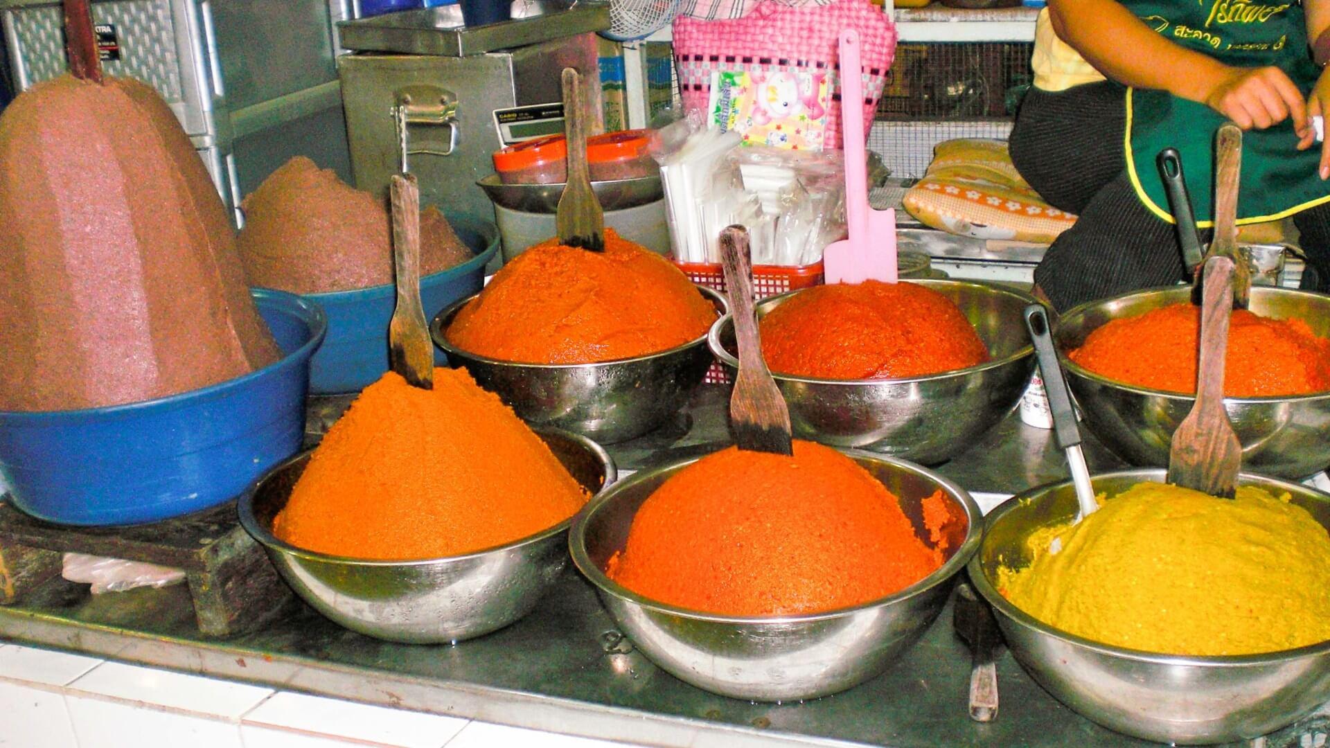 Thai-Curry Paste - Wie stellt man sie authentisch her?