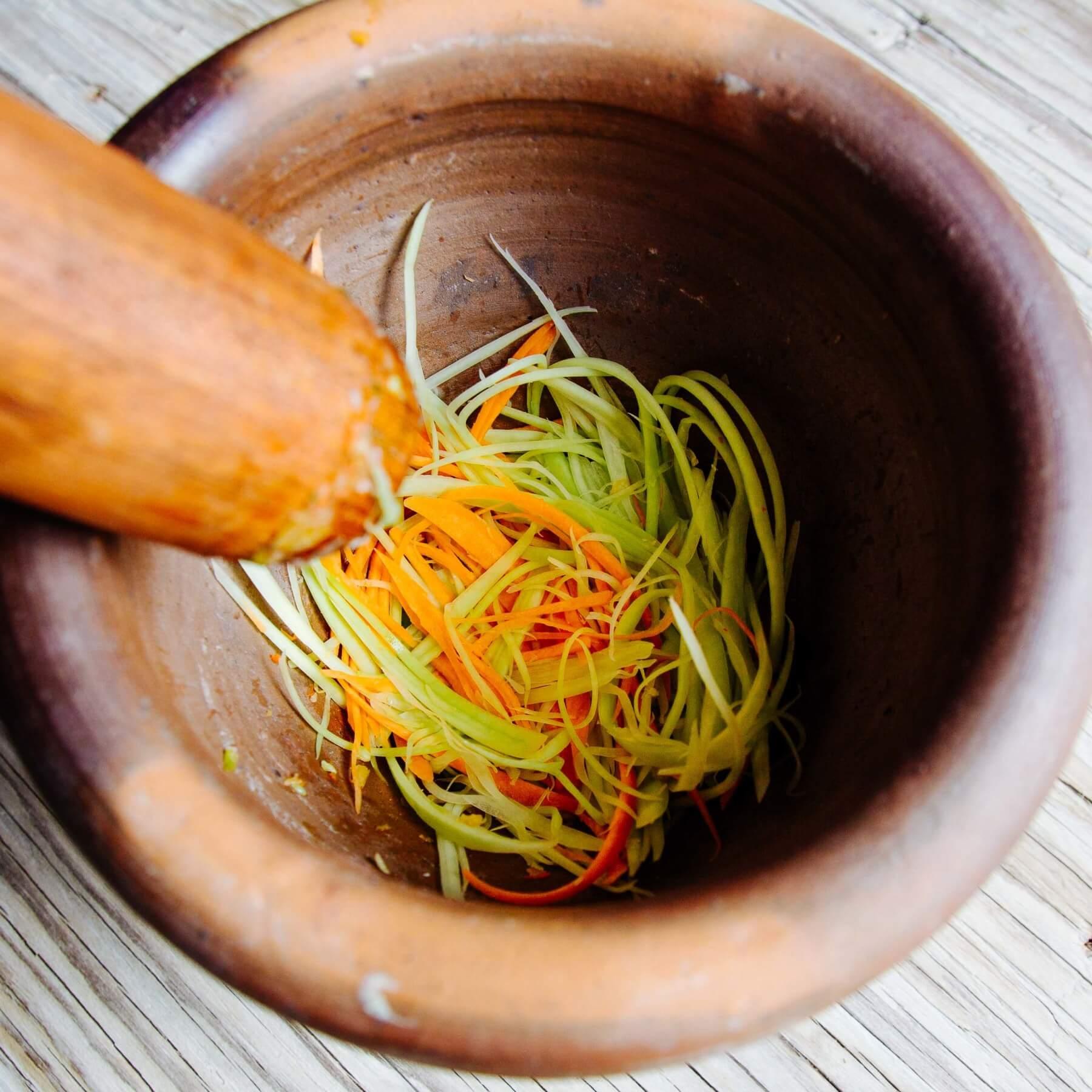 Thai-gruener-papaya-salat-rezept