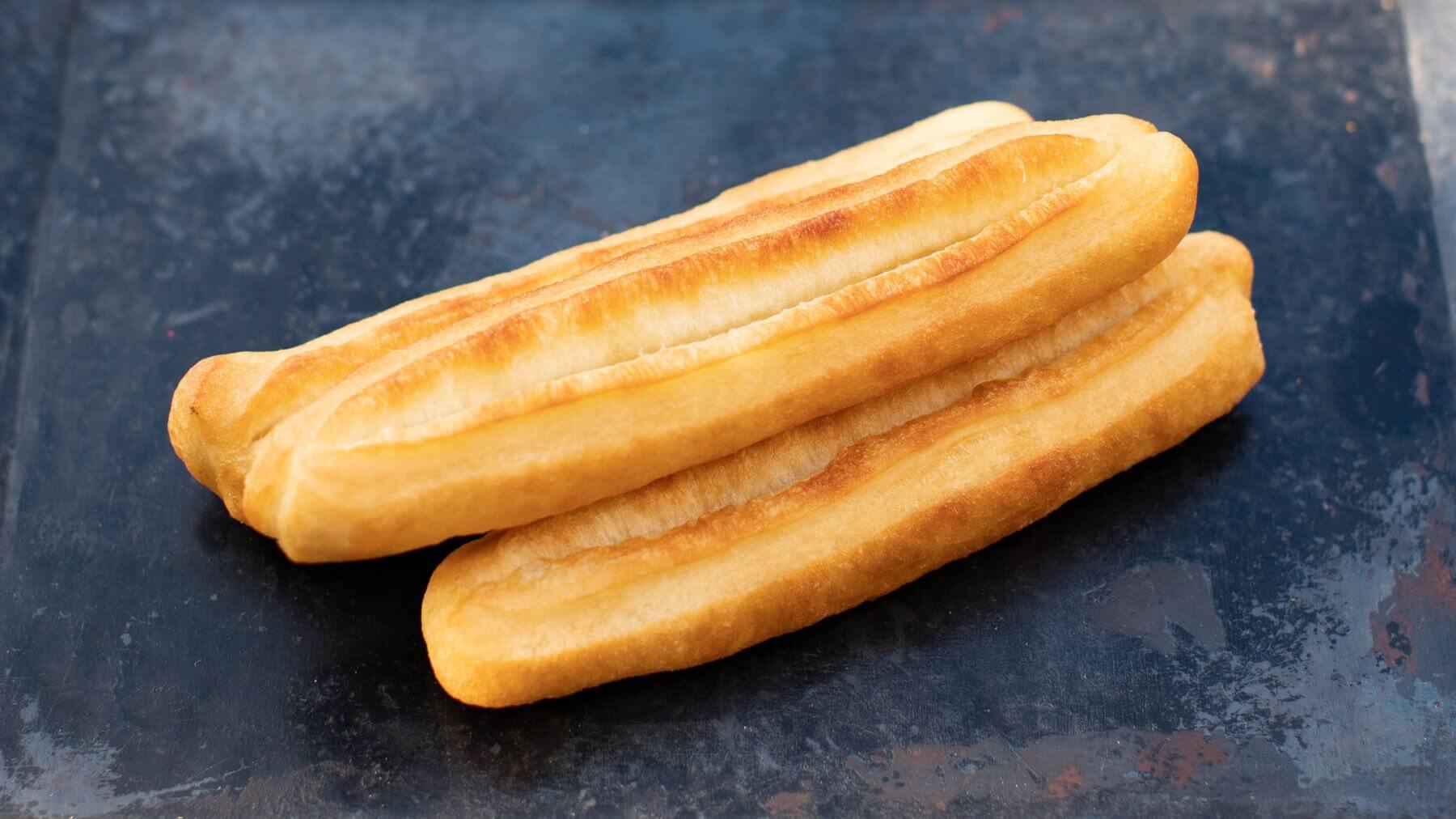 Chinesische Breadsticks - Youtiao